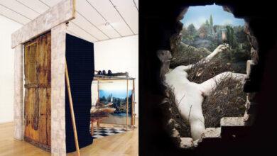 Photo of Étant donnés: l'ultima opera di Duchamp è un gioco di sguardi