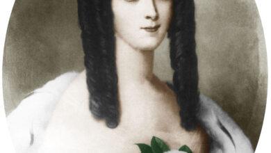 Photo of Marie Duplessis, la signora delle Camelie