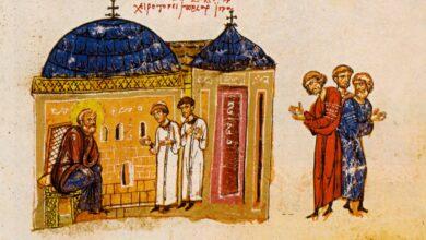 Photo of Fozio di Costantinopoli – Personaggio della settimana