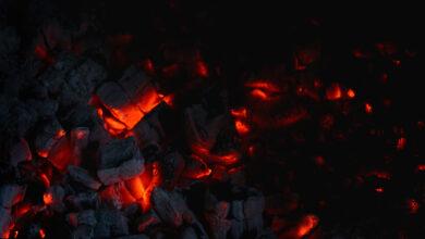 Photo of Fuoco incandescente