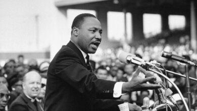 """Photo of Black Rights Matter: la playlist per omaggiare la lotta afroamericana nel """"Martin Luther King's day"""""""