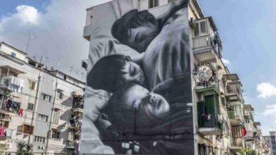 Photo of Il Rione dei sogni è completo: grazie Jorit