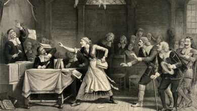 Photo of L'inverno dei processi alle streghe di Salem