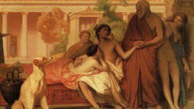 Photo of L'omosessualità antica come 51esima sfumatura di grigio