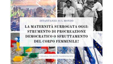 Photo of La maternità surrogata oggi: strumento di procreazione democratico o sfruttamento del corpo femminile?