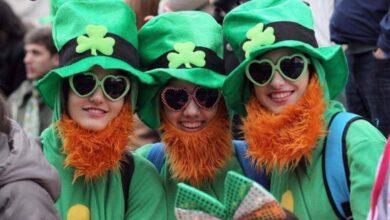 Photo of Abito verde e trifoglio in tasca. Siamo Pronti per Saint Patrick's Day!