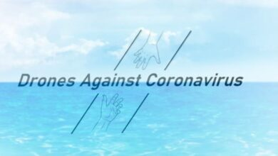 "Photo of ""Drones Against Coronavirus"": la bellezza salverà l'economia"