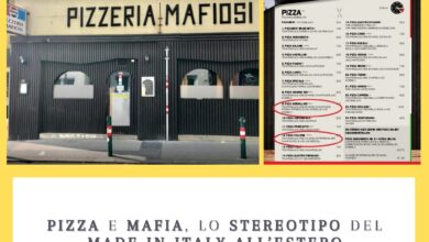 Photo of Pizza e mafia, lo stereotipo del Made in Italy all'estero