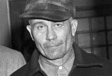 Photo of Ed Gein, il serial killer che ispirò Hitchcock