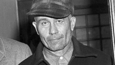 Photo of Ed Gein, il serial killer che ispirò Hitchcock