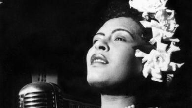Photo of Con gardenie e di strani frutti, cantava Billie Holiday