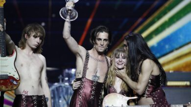 Photo of Rock 'n' roll never dies: I Måneskin vincono l'Eurovision Song Contest 2021