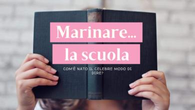 Photo of Marinare… la scuola?