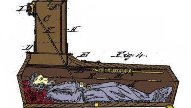 Photo of Il campanello sulla tomba