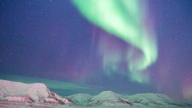 Photo of Aurora polare: il meraviglioso fascio di luci colorate