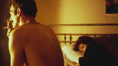 Photo of Nan Goldin in The Ballad of Sexual Dependency: cronaca di una gioventù bruciata