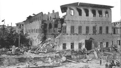 Photo of La guerra anglo-zanzibariana, la più breve della storia