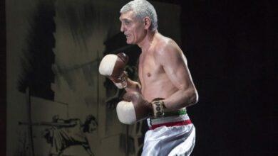 Photo of Patrizio Oliva In tre round