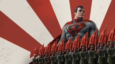 Photo of Superman Comunista?