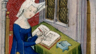 Photo of Christine de Pizan
