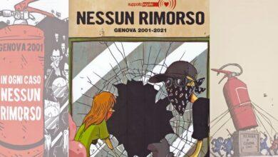 """Photo of """"Nessun rimorso"""", memento a fumetti sul G8 di Genova"""