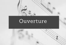 Photo of Ouverture da concerto