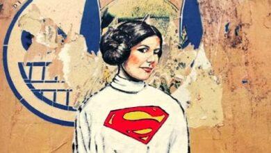 Photo of La lotta sui muri di Lediesis: quando i super poteri delle donne diventano street art