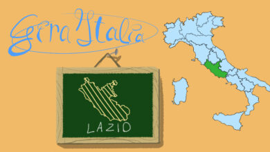 Photo of GiraItalia: Lazio