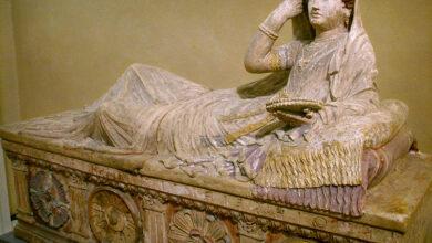 Photo of Essere donna nella civiltà etrusca