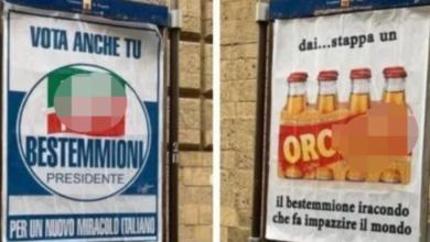 Photo of Subvertising e polemiche a Napoli. Che sta succedendo?