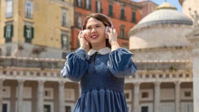Photo of Marionconlecuffie e il suo viaggio in una Napoli di tutti