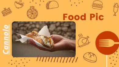 Photo of Foodpic – Il cannolo sotto i riflettori